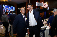 India Head Coach Anil Kumble during the BCCI annual awards evening held at the Ritz Carlton Hotel in Bangalore, Karnartaka on the 8th March 2017. <br /> <br /> Photo by: Deepak Malik / BCCI/ SPORTZPICS