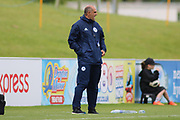 Zoran Erbez Bosnia and Herzegovina Coach during the UEFA European Under 17 Championship 2018 match between Bosnia and Republic of Ireland at Stadion Bilino Polje, Zenica, Bosnia and Herzegovina on 11 May 2018. Picture by Mick Haynes.