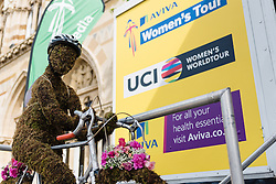 Aviva Women's Tour 2016 - Stage 5. A 113.2 km road race from Northampton to Kettering, UK on June 19th 2016.