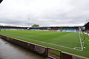 Scunthorpe United Glanford Park ground before the EFL Sky Bet League 1 match between Scunthorpe United and Wigan Athletic at Glanford Park, Scunthorpe, England on 7 October 2017. Photo by Ian Lyall.