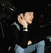 Paul Weller -  The Jam soundcheck - live in London 1981