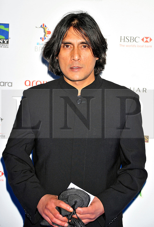 © under license to London News Pictures. 04/03/11.Ramon Tikaram attends Lebara British Asian Sports Awards , Saturday 5th March 2011 at the Grosvenor House Hotel, Park Lane, London. Photo credit should read alanroxborough./LNP