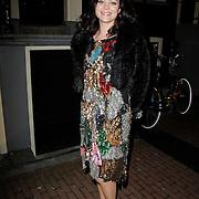 NLD/Amsterdam/20120217 - Premiere Saturday Night Fever, Kim Lian van der Meij