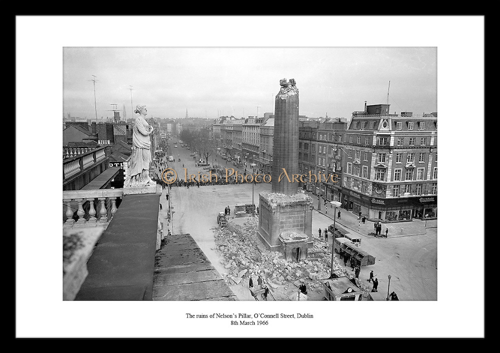 Historic images of Dublin are the perfect gift idea for someone that is interested in Irish history and politics. Irish Photo Archive has millions of special event photographs in Dublin.