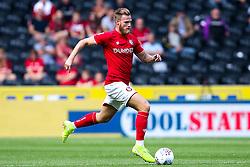 Tomas Kalas of Bristol City - Mandatory by-line: Robbie Stephenson/JMP - 24/08/2019 - FOOTBALL - KCOM Stadium - Hull, England - Hull City v Bristol City - Sky Bet Championship