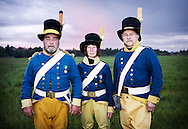 "Sweden celebrates 200 years of peace. The community ""Interactive History"" has put together people interested in history from Sweden, Finland, Russia and Norway, to make a giant live performance to illustrate the last battle in Ratan and Savar (Sävar), Sweden, 1809."