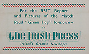 All Ireland Senior Football Final Replay, Kerry v Roscommon, 27.10.1946, 10.27.1946, 27th October 1946, Kerry 2-08 Roscommon 0-10, 27101946AISFCF, .