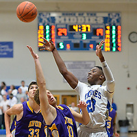 12.12.2014 Avon at Midview Boys Varsity Basketball