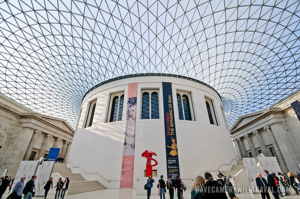 Main Hall of British Museum