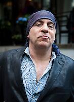 OSLO 20110527; Femårsfest for mote og skjønnhetsbladet Costume på Kunstnernes Hus. Steve Van Zandt .   FOTO: TOM HANSEN