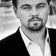 "Black & White Portrait ""Leonardo DiCaprio""  during the 66th Annual Cannes Film Festival"