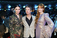 Nadine Shah, Noel Gallagher, Florence + The Machine at the award tables