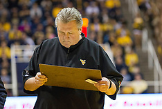 03/02/16 Men's BB West Virginia vs. Texas Tech