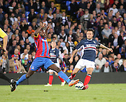 Dylan Carriero and Hiram Boateng - Crystal Palace v Dundee - Julian Speroni testimonial match at Selhurst Park<br /> <br />  - © David Young - www.davidyoungphoto.co.uk - email: davidyoungphoto@gmail.com
