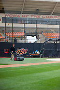 Jeff Jackson at Allie P. Reynolds Stadium OSU