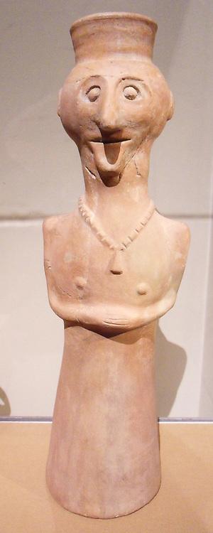 Female figure Iranian (Persian) Ist millennium BC