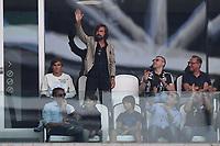 Andrea Pilro in tribuna <br /> Torino 16-09-2018 Allianz Stadium Football Calcio Serie A 2018/2019 Juventus - Sassuolo <br /> Foto Andrea Staccioli / Insidefoto