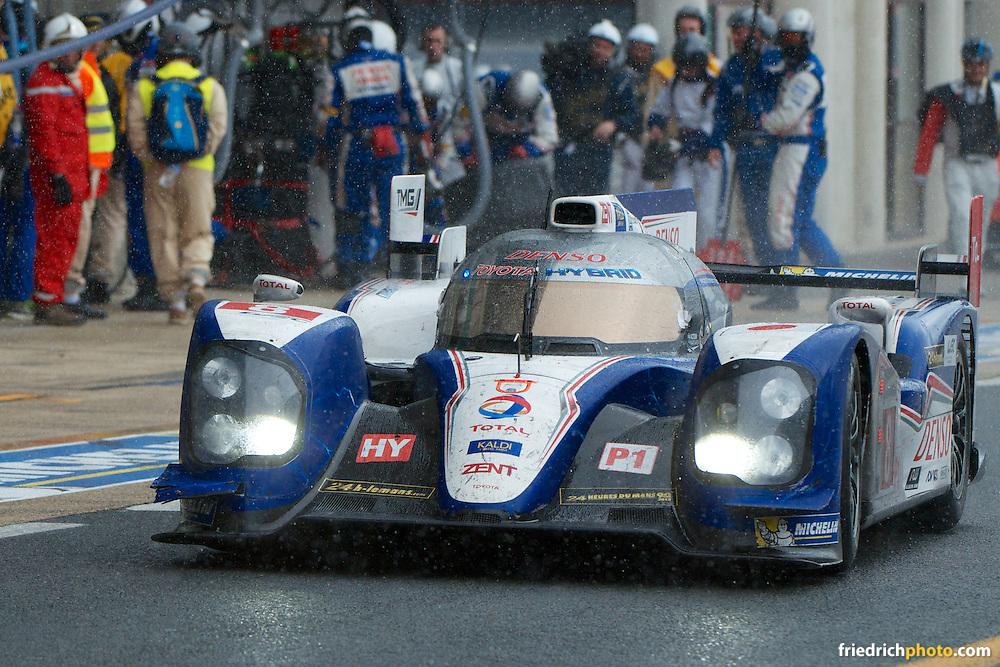 2013 24 Heures Du Mans - Le Mans 24 Hours