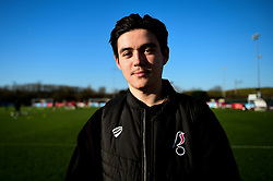 Lewis Barton - Mandatory by-line: Ryan Hiscott/JMP - 19/01/2020 - FOOTBALL - Stoke Gifford Stadium - Bristol, England - Bristol City Women v Liverpool Women - Barclays FA Women's Super League