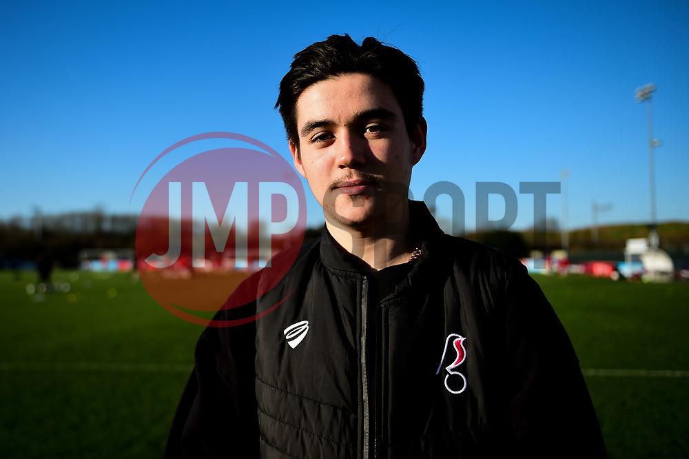 Lewis Barton - Mandatory by-line: Ryan Hiscott/JMP - 19/01/2020 - FOOTBALL - Stoke Gifford Stadium - Bristol, England - Bristol City Women v Liverpool Women - Barclays FA Women's Super League