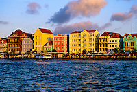 Handelskade, Punda section of Willemstad, Curacao, Netherlands Antilles