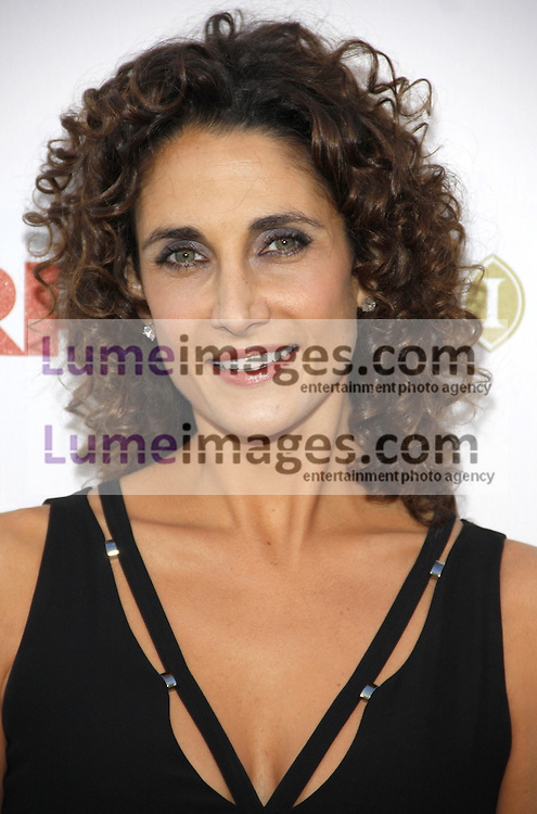 CENTURY CITY, CA - MAY 01, 2010: Melina Kanakaredes at the 5th Annual 'A Fine Romance' Benefit held at the Fox Studio Lot in Century City, USA on May 1, 2010.