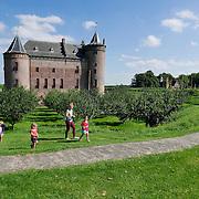 August 16, 2016 - 16:02<br /> The Netherlands, Muiden - Muiderslot