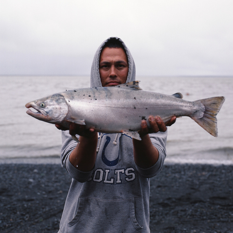 DILLINGHAM, ALASKA - 2013: