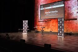 Social Media - Networx - August 24, 2016: Brisbane Powerhouse, Brisbane, Queensland, Australia. Credit: Pat Brunet / Event Photos Australia