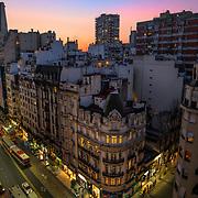 esquina Rodriguez Pena y Avenida Santa Fe, Edificio Roccatagliata