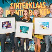 NLD/Amsterdam/20171114 - Bn-ers schrijven Sinterklaasboeken, Humberto Tan, Lauren Verster, Ellen Hoog