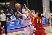 Cile 30/07/2011<br /> Campionato Mondiale Femminile U19<br /> Italia-Cina<br /> nella foto: Dalila Di Donato<br /> foto ciamillo-castoria