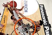 DSC-RX0M2 • 35 mm f/4.0<br /> f/4 • ISO 2000 • 1/800<br /> <br /> DayeAustin <br /> Umana Reyer Venezia - Happy Casa Brindisi<br /> LBA Final Eight 2020 Zurich Connect - Finale<br /> Basket Serie A LBA 2019/2020<br /> Pesaro, Italia - 16 February 2020<br /> Foto Mattia Ozbot / CiamilloCastoria