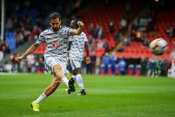 Cesc Fabregas of Chelsea warms up - Mandatory by-line: Jason Brown/JMP - 14/10/2017 - FOOTBALL - Selhurst Park - London, England - Crystal Palace v Chelsea - Premier League