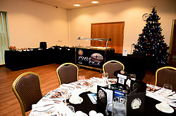 General views of the Estuary Suite with Christmas Decorations prior to kick off - Mandatory by-line: Ryan Hiscott/JMP - 30/11/2019 - RUGBY - Sandy Park - Exeter, England - Exeter Chiefs v Wasps - Gallagher Premiership Rugby