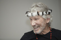 November 20, 2018 - Quito, Pichincha, Ecuador - The legendary musician activist of the Pink Floyd band Roger Waters during a press conference expressed his support to communities affected by oil pollution caused by the Chevron-Texaco company, in Quito, Ecuador, Tuesday, October 20, 2018. Roger Waters said express his support to Julian Assange asylum in the embassy of Ecuador in London. (Credit Image: © Franklin Jacome/NurPhoto via ZUMA Press)