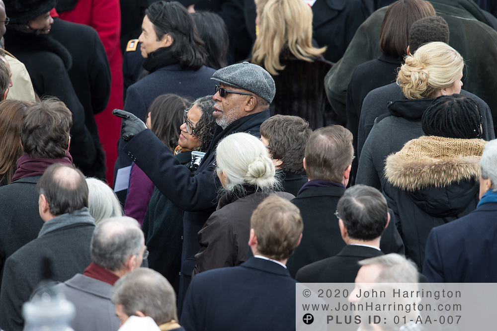 The 57th Presidential Inauguration of President Barack Obama at the U.S. Capitol Building in Washington, DC January 21, 2013.