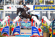 Francis Connors - Pembrook Milenia<br /> FEI World Breeding Jumping Championships for Young Horses 2016<br /> © DigiShots