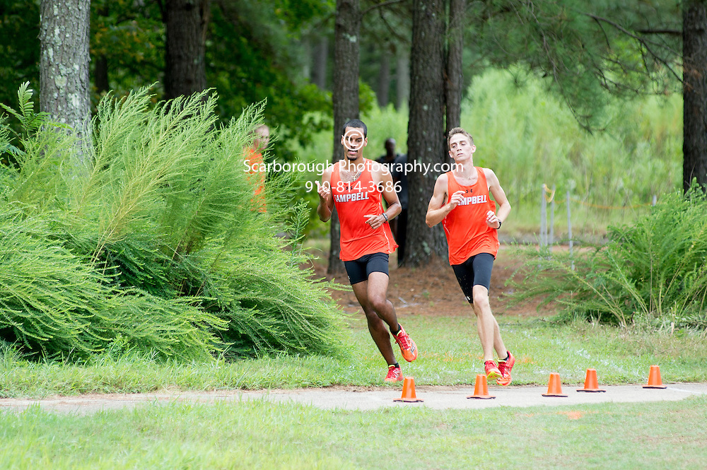 2016 Campbell University Cross Country
