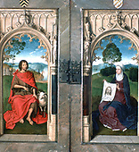 Dutch, Dutch Renaissanse, Paintings, 15th Century AD