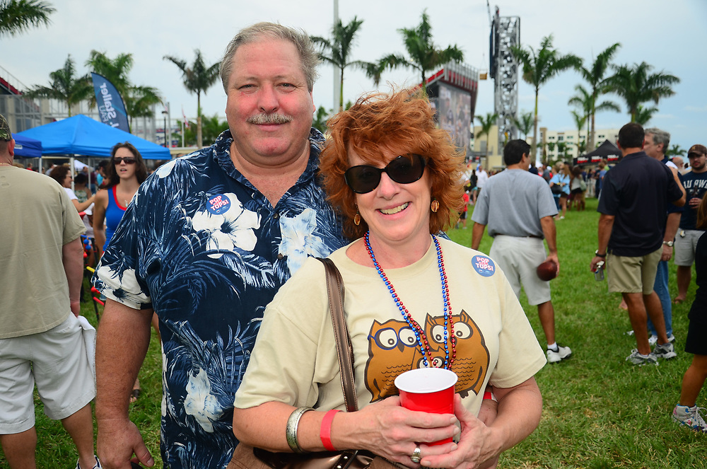 2011 WKU @ FAU Fan Photos