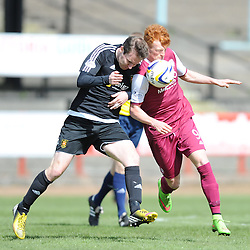 Albion Rovers v Arbroath | Scottish League One | 25 April 2015