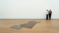 Art installation Stelle ( Site) by Joseph Beuys at Hamburger Bahnhof art museum in Berlin, Germany. .Editorial Use Only.