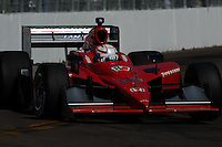 Robert Dornbos, Indy Car Series