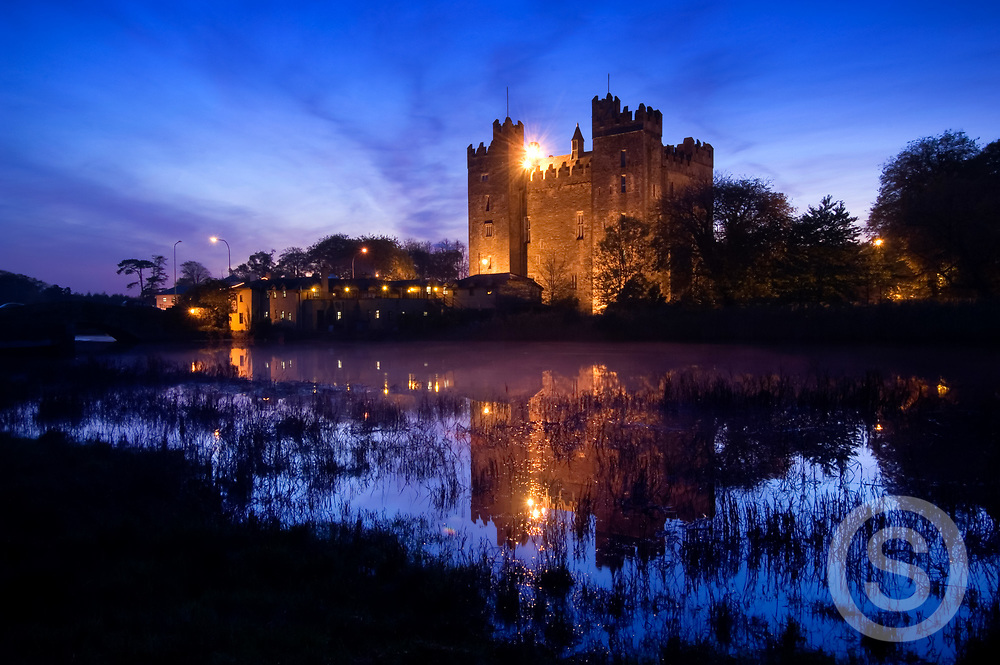 Photographer: Chris Hill, Bunratty Castle, County Clare