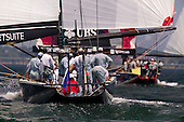 2004 UBS Trophy Alinghi & BMW Oracle