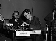 22/07/1952<br /> 07/22/1952<br /> 22 July 1952<br /> Irish Chess Championships at Newman House, St Stephen's Green, Dublin..