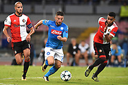 Napoli v Feyenoord - UEFA Champions League