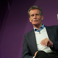 William McIlvanney at Edinburgh International Book Festival 2014 <br /> <br /> Picture by Alan McCredie/Writer Pictures<br /> <br /> WORLD RIGHTS