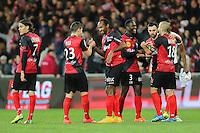 Joie Guingamp - 14.12.2014 - Guingamp / Paris Saint Germain - 18eme journee de Ligue 1<br />Photo : Vincent Michel / Icon Sport